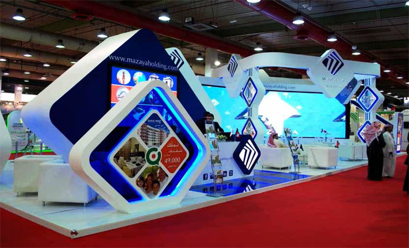 exhibition stand production company