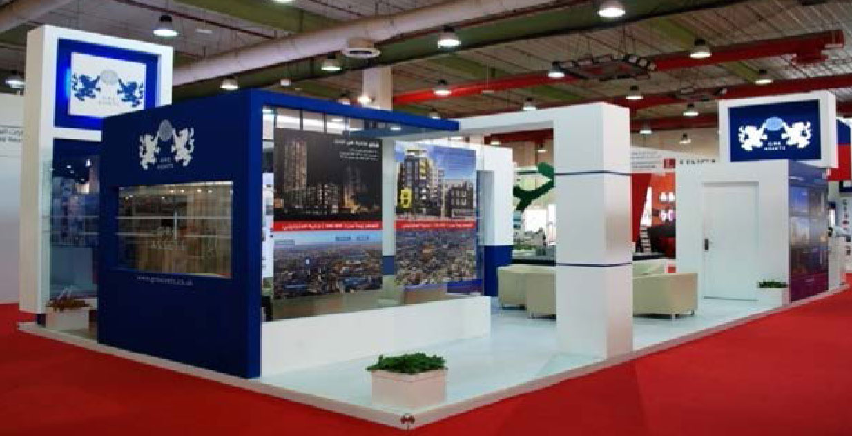 Exhibition Stand Abu Dhabi : Maple expo execute exhibition stand in isam abu dhabi dubai