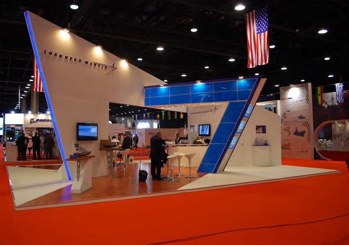 exhibition stand fit out dubai