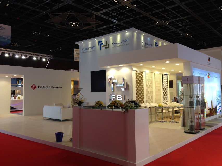 exhibition booth fit out dubai
