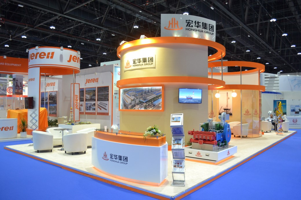 exhibition stand companies abu dhabi