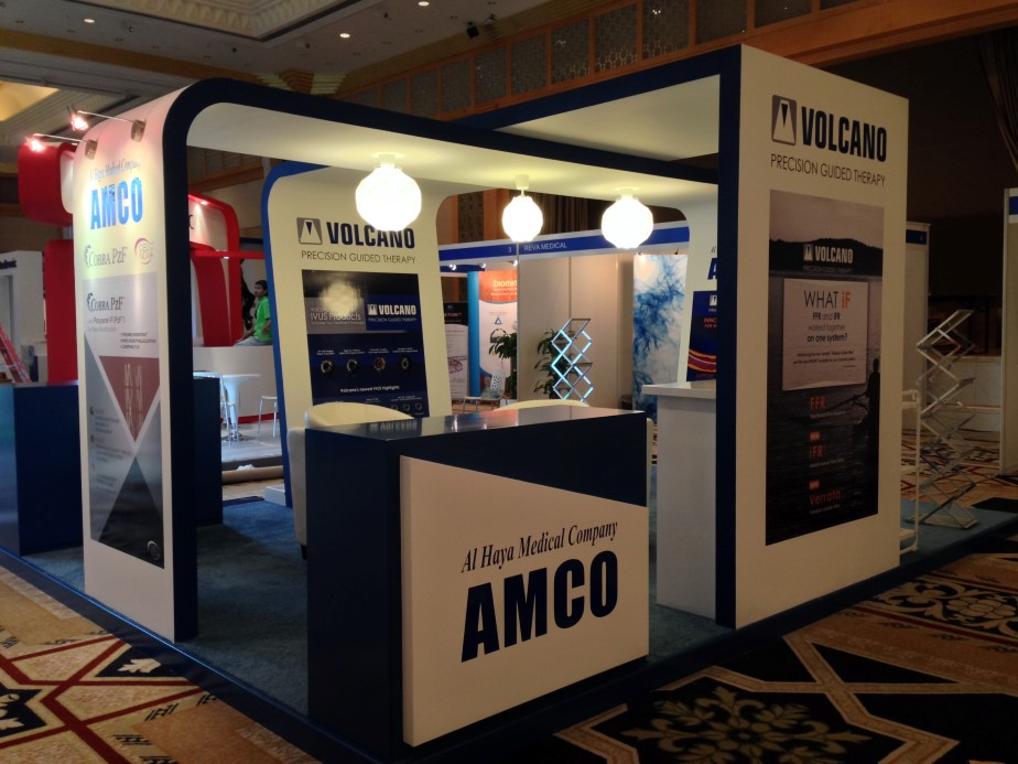 exhibition stand companies uae