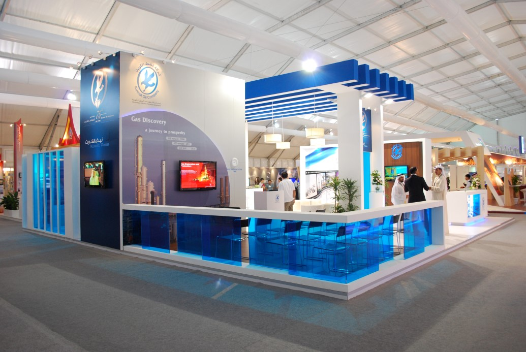 exhibition stand contractor qatar