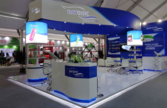 Exhibition Stand Production : Conceptcoms dubai professional cost effective